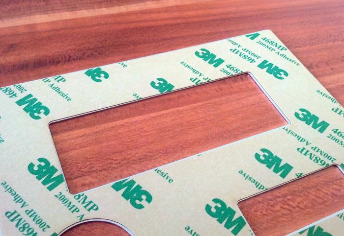 bedrukte aluminium producten