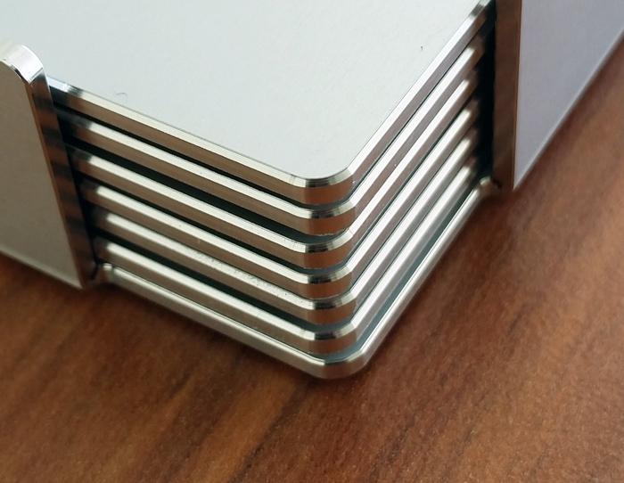 bedrukt aluminium